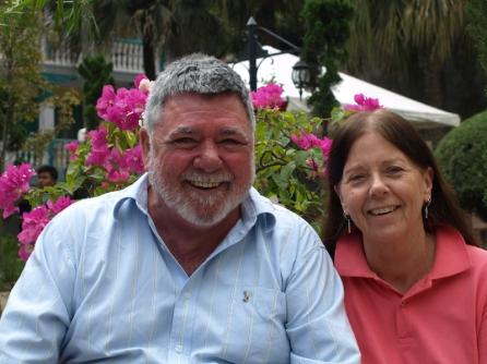 David Hunter, Linda Banks