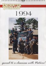 Calendar Cover 1994