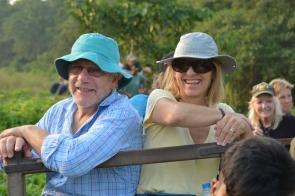 Bill and Jenny Wallace