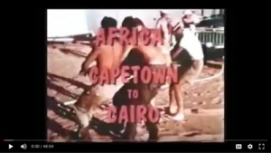 Icon Capetown to Cairo (1959) - Wally Byam Caravan Club