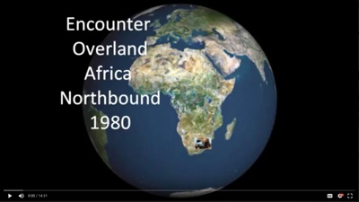 Icon Encounter Overland - Africa Northbound 1980 (David Hunter)