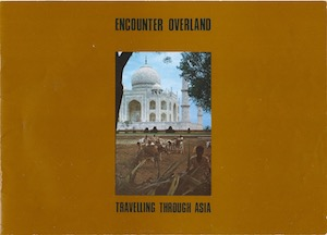 Icon Encounter Overland Brochure 1976 (Asia)