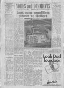 Icon 'Longrange Expeditions' Biggleswade Chronicle 8 November 1968