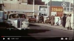 Icon Rallye Méditerranée - Le Cap 1959