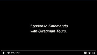 ICON Swagman - London to Kathmandu (~1975)