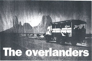 Icon 'The Overlanders' - Age newspaper 2002