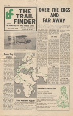 Icon The Trailfinder 14 May 1971