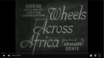 Icon Wheels Across Africa - Armand Denis