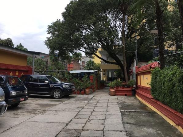 Kathmandu Guest house (2016)