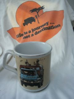Mug and another T-shirt