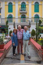 Nancy Watkinson, John Clark, Martin Watkinson