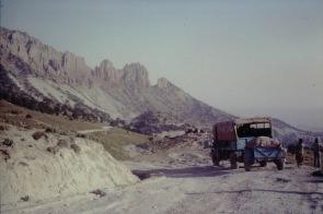 224BGF - (2) London/Kathmandu 1975 - Northern Afghanistan - Driver Derek Biddle