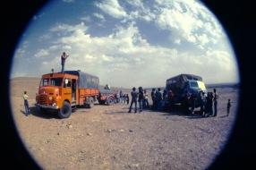 224BGF & RXP957 - (1) London/Kathmandu 1975 - Harat Afghanistan - Leaders Keith Miller, Derek Biddle, Martin Crabb