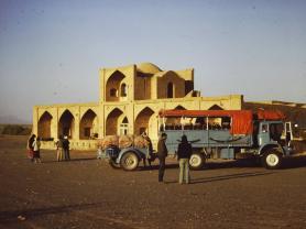 BVS967T Caravanseri, Iran October 978 (Janis Floyd (EM))