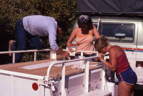 Martin Watkinson, Debbie and Annette (EO San Francisco)