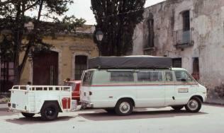Central America van (Rein Kamar)