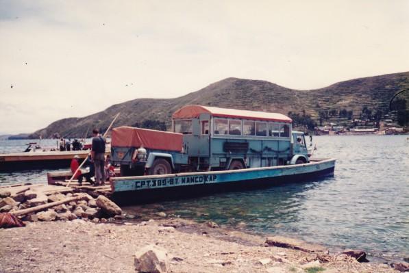 D418MPP Peru and the Incas 1987/88 (Collin Penny (EM))