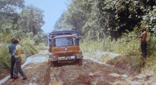 GLP203J - Africa Southbound 1977 (4) - Zaire - Leader Derek Biddle