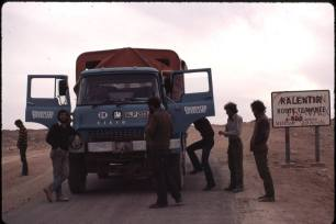 GLP203J Algeria 1981 - training trip (Lance Thomas)