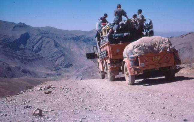 GLP203J Central Afghanistan 1978 (David Hunter)