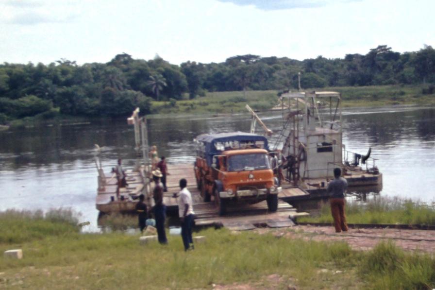 GLP203J - CFA-Zaire ferry. Year?