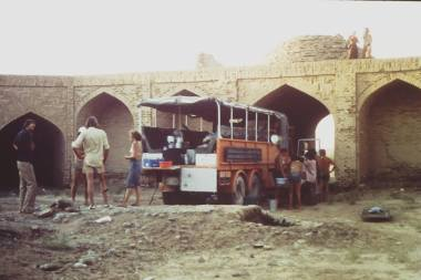 GNM152F Caravanseri (probably Iran) 1978 (Tom Colville)