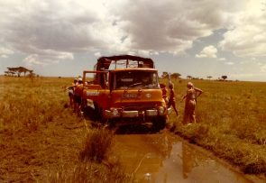 HMG820K East Africa Safari, Serengeti 1979 (Paul Wood)