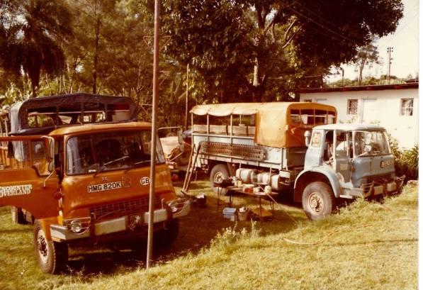 HMG820K Kibo Hotel, Kilimanjaro (Paul Wood)