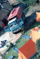 JNM600V Kathmandu Drivers House October 1985 (Mike Edwards)