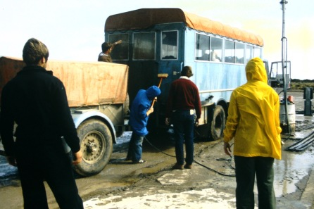 JNM602V - Argentina - Rio to Baranquilla 1980 - Leader Derek Biddle