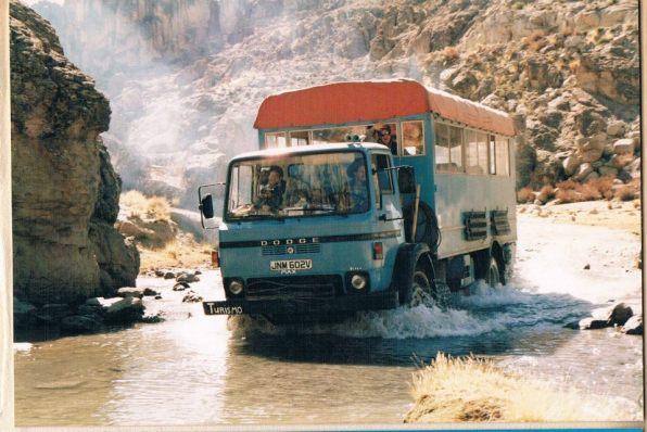 JNM602V Bolivia 1986 (Wayne Findley)