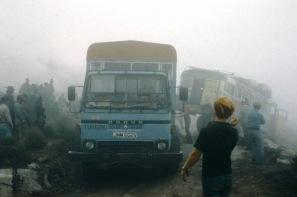 JNM602V - Bolivia - Rio to Baranquilla 1980 - Leader Derek Biddle