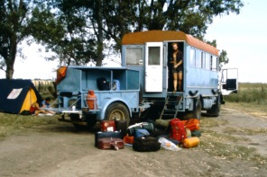 JNM602V - Chile - Rio to Baraquilla 1980 - Leader Derek Biddle