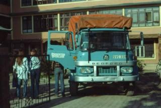 Kathmandu Guest House 1982 (Holi departure) (David Hunter)