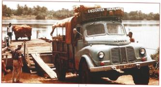 KBM346G First Trans Africa 1970 - 1