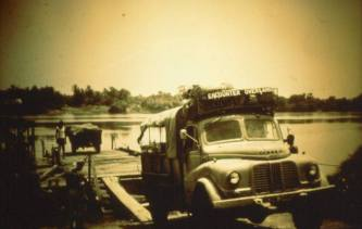 KBM346G First Trans Africa 1970 - 2