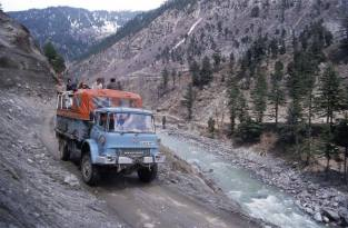 Q364MPP Swat Valley, Pakistan (Graham Smith)