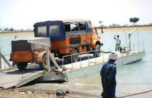 Ferry to Timbuktu