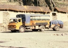 RHS301M Pisaq, South America (Rein Kamar)