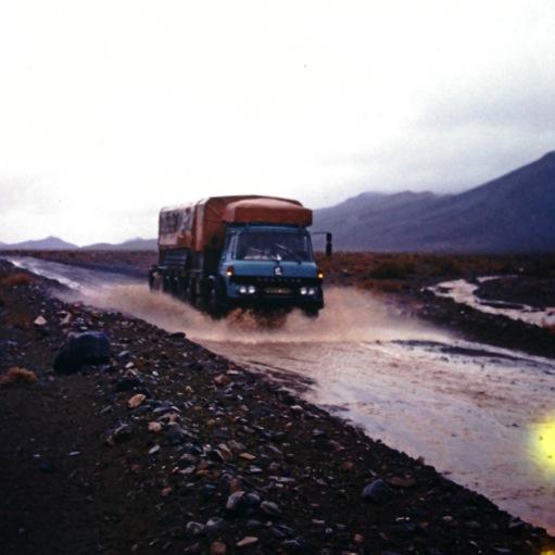 SVC339H - (2) Kathmandu:London 1976 - Iranian Desert flash flood - Leader Derek Biddle