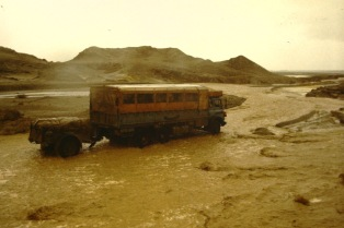 SVC339H - (3) Kathmandu:London 1976 - Iranian Desert flash flood - Leader Derek Biddle