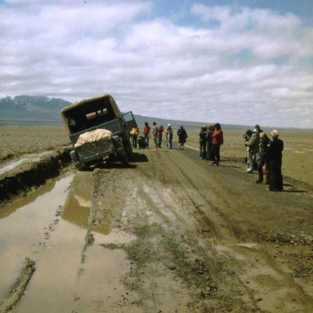 SVC339H - (6) Kathmandu:London 1976 - Iranian Desert - Leader Derek Biddle