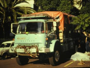 WBH645S Allendene Hotel, Joburg March 1982 (Phillip McCauley (EM))