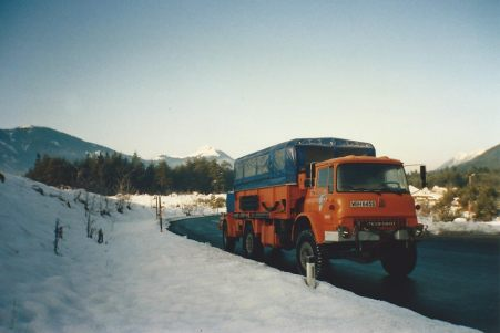 WBH645S Austria January 1992 (Ross Maugham)