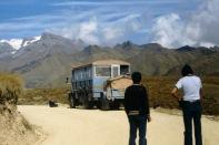 WBH648S - Bolivia - Baranquilla to Rio 1978 - Leader Derek Biddle