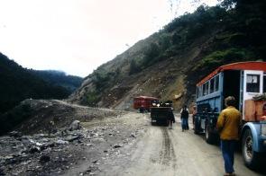 WBH648S - Peru - Baranquilla to Rio 1978 - Leader Derek Biddle