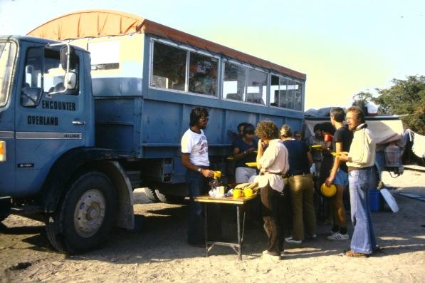 WBH648S - Peru - Rio to Baranquilla 1979 - Leader Derek Biddle