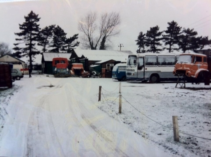 Wren Park, Winter 1992 (Ian Ransom)
