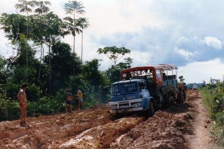 BVS504X Amazon, Brazil 1983
