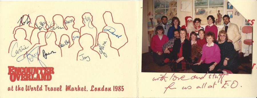 EO Xmas 1985